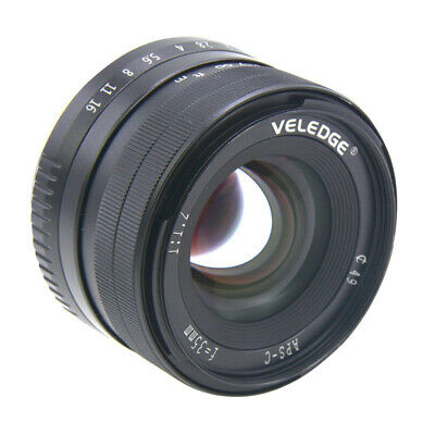 35mm F1.2 Wide Angle Large Aperture Manual Fixed Lens for FUJI Mirrorless Camera