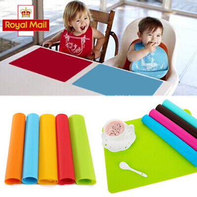 Silicone Bkaing Sheet Mat Oven Tray Liner Pastry Non Stick Kitchen Placemat Pad