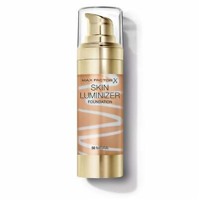Genuine Max Factor Skin Luminizer Miracle Foundation 4 Shades 30ml ****SEALED