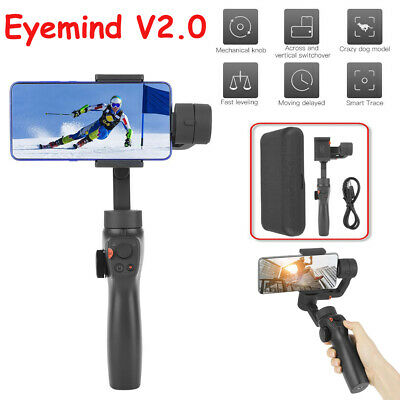 Eyemind V2.0 3 Axis 270° Rotation Handheld Stabilizer For GOPRO5/6/7 Smartphone