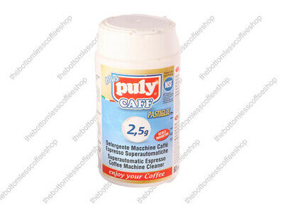 Puly Caff 2.5g Tablets Coffee Machine Cleaning Cleaner