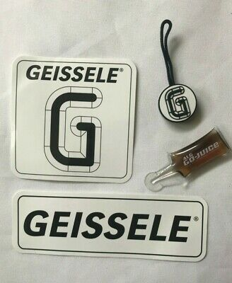 Geissele Lot 2 Zipper Pulls Trigger Co Shot Show Swag 2019