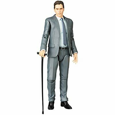 Medicom Toy Action Figure MAFEX The Dark Kight Trilogy Bruce Wayne Japan 1A3890