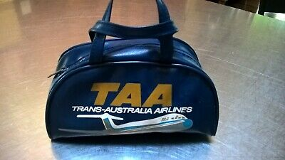 Vintage TAA small  cabin bag