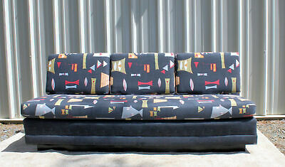Mid Century Modern Pearsall Sofa with New Upholstery!!!