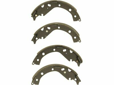 For 2009 Toyota Prius Brake Shoe Set Rear API 27856MS Drum Brake Shoe Kit