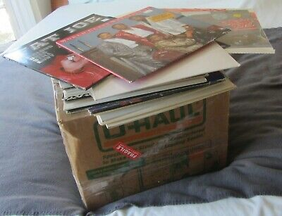 "Huge lot of 145 RAP/HIP HOP/OLD SCHOOL/ELECTRO/MIAMI BASS/BREAKS records 12""/LPs"