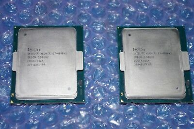 Intel Xeon E7-4880 v2 15-Core 2.50GHz SR1GM LGA2011 37.5MB Cache Processor CPU