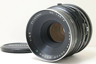 """Exc+4"" Mamiya Sekor C 140mm f/4.5 Macro For RB67 Pro S SD RZ67 From JAPAN #558"