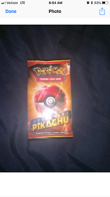 2x Detective Pikachu Pokemon Movie (2019)Promo 2 Card Pack Limited New Sealed