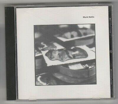 Mark Hollis - Mark Hollis CD (2000, Pond Life) PLVP003CD