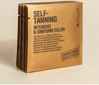 Comodynes Self-Tanning Towelettes - 16 pack