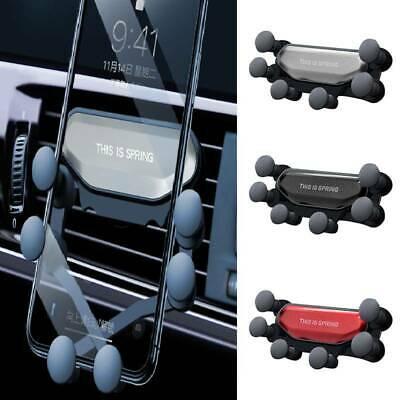 Universal 360° Gravity Car Air Vent Mount Holder Stand Mobile Cell Phone GPS
