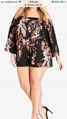 city chic playsuit s