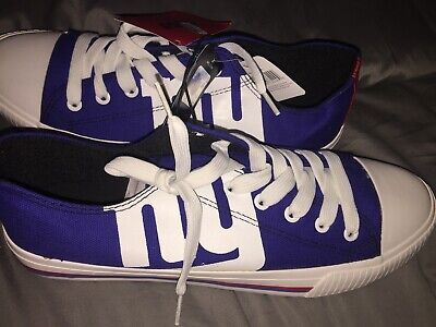 FOCO NFL Womens Low Top Repeat Print Canvas Shoes