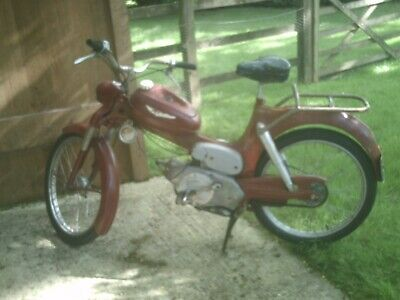 Puch MS50 MOPED 1973  classic bike