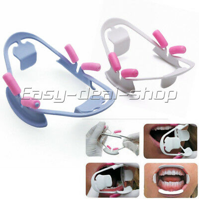 1pc 3D Oral Dental Mouth Opener Intraoral Cheek Lip Retractor Prop Orthodontic