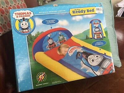 ReadyBed Thomas & Friends Airbed and Sleeping Bag in One - NEW IN BOX