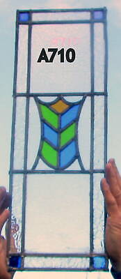 A710  Stained glass window Ca 1920