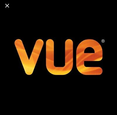 Vue Adult or Child 2D Cinema e-Ticket  - Code by Email Same Day