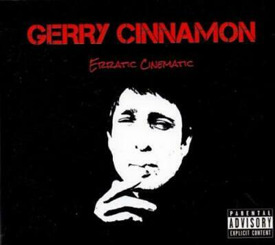 Gerry Cinnamon: Erratic Cinematic =LP vinyl *BRAND NEW*=
