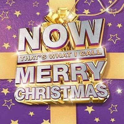 V/A: Now That's What I Call Merry Christmas 2018 (Cd.)