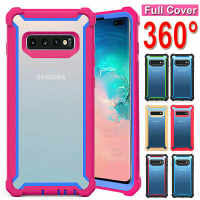 Shockproof Heavy Duty Rugged Hybrid Case Cover for Samsung Galaxy S8 S9 S10 Plus