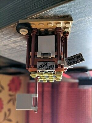 Very Rare LEGO 75810 Stranger Things CASTLE BYERS Minibuild  Upside Down Version