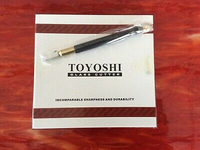 Stained Glass Tools Toyoshi Professional Glass Cutter