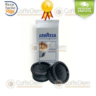 Lavazza Espresso Point AROMA E GUSTO 600 Capsule Point Cialde ORIGINALI FAP