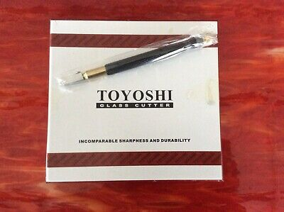 Stained Glass Tools Toyoshi Professional Tungsten Carbide Glass Cutter
