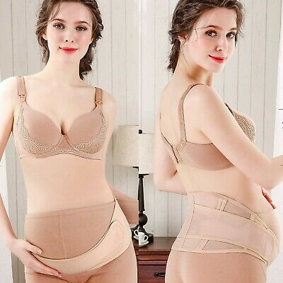 UK Special Maternity Support Pregnancy Band Belt Bump Waist Lumbar Lower Strap