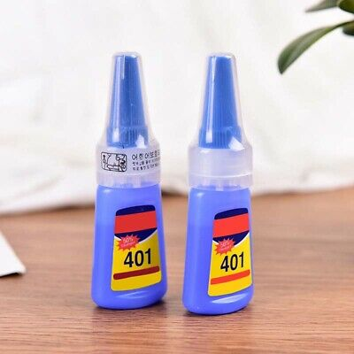 401 Instant Adhesive Bottle Stronger Super glue Multi-Purpose 20g Glue Tool