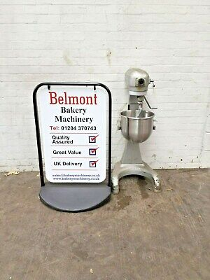 Hobart 20QT Push Button Planetary Mixer BAKERY EQUIPMENT PM19