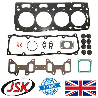 Head Gasket Set for Perkins 1104 in JCB 2CX 3CX 4CX 526 527 530 532 535 537 540