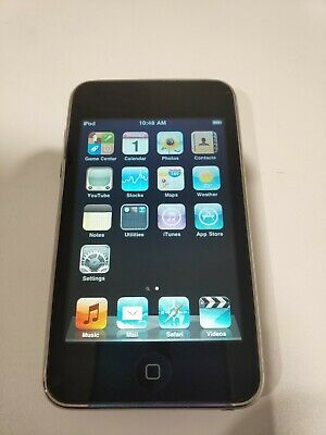 Apple Ipod Touch A1288 8GB - Black
