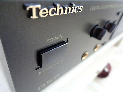 - Technics SH-GE90 -  Equalizer / DSP - Digital Sound Processor -