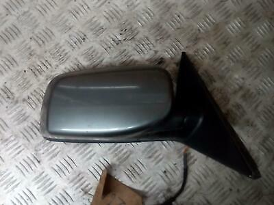 Bmw 5 Series E60 E61 Right Electric Door Mirror Grey 2005