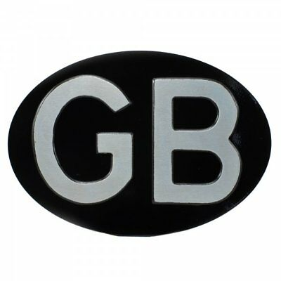 Jepson GB (Great Britain) Country ID Plate for Classic Car