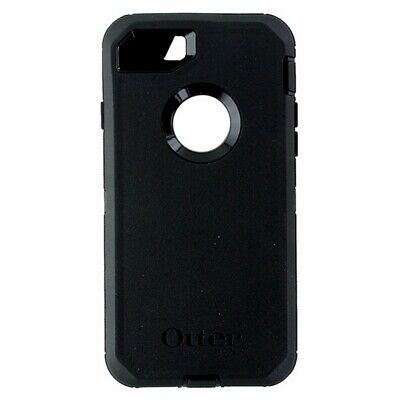 Renewed OtterBox Defender Series Case and Holster for Apple iPhone 8 and 7