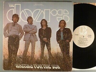 Doors, The  Waiting For The Sun    Psych   Original Label