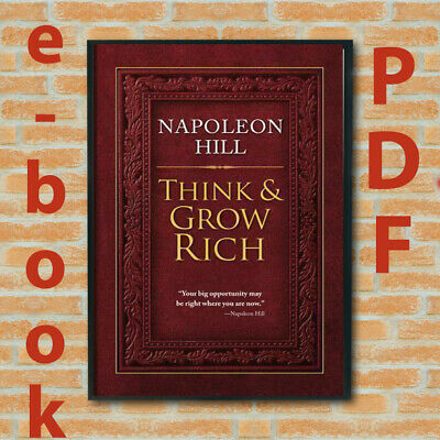 Think and Grow Rich by Napoleon Hill_: Fast  Delivery