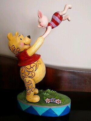 Disney Traditions - Winnie The Pooh & Piglet - Best Friends Forever Figurine