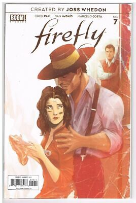Firefly #4 Main Cover NM 2019 Boom! Vault 35