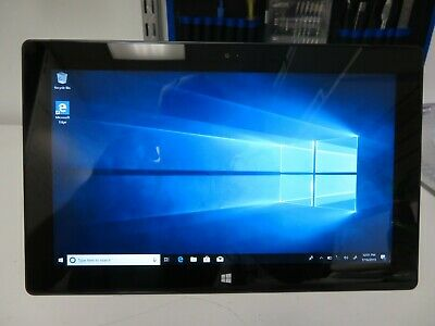 """Microsoft 10.6"""" Surface Pro (Model 1514) Tablet 128GB NO charger"""
