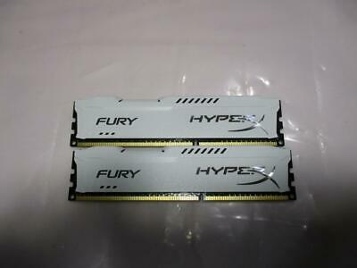 Kingston Fury HYPER X 8GB(2X4Gb) 1866 MHz PC3-14900 DDR3  (HX318C10FWK2/8)