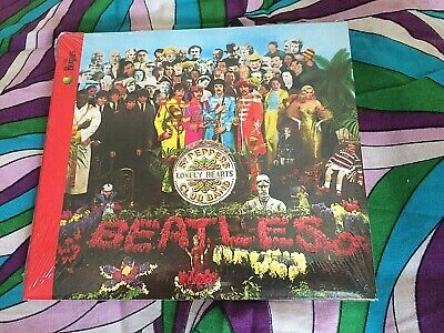 The Beatles ‎– Sgt. Pepper's Lonely Hearts Club Band R/M CD still sealed!