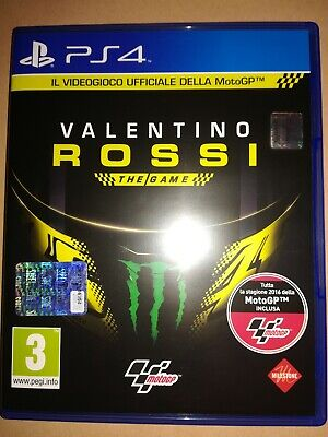 Videogioco Valentino Rossi The Game Ps4