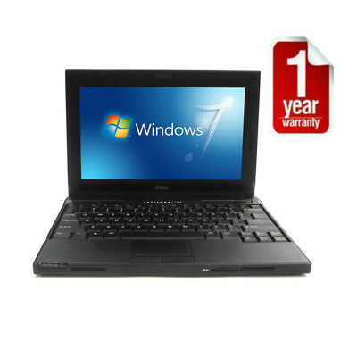 Dell Latitude 2100 2110 2120 Mini Laptop Windows 7 Refurbished 1 Year Warranty