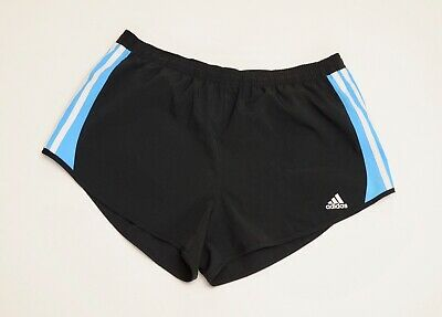 IMMACULATE ladies 'ADIDAS' RUNNING SHORTS size 16